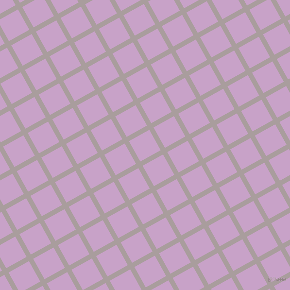 29/119 degree angle diagonal checkered chequered lines, 10 pixel lines width, 48 pixel square size, Nobel and Lilac plaid checkered seamless tileable