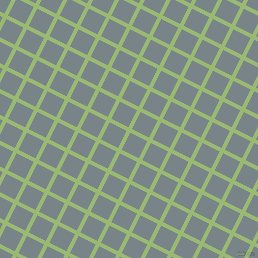 63/153 degree angle diagonal checkered chequered lines, 8 pixel lines width, 39 pixel square size, Olivine and Regent Grey plaid checkered seamless tileable