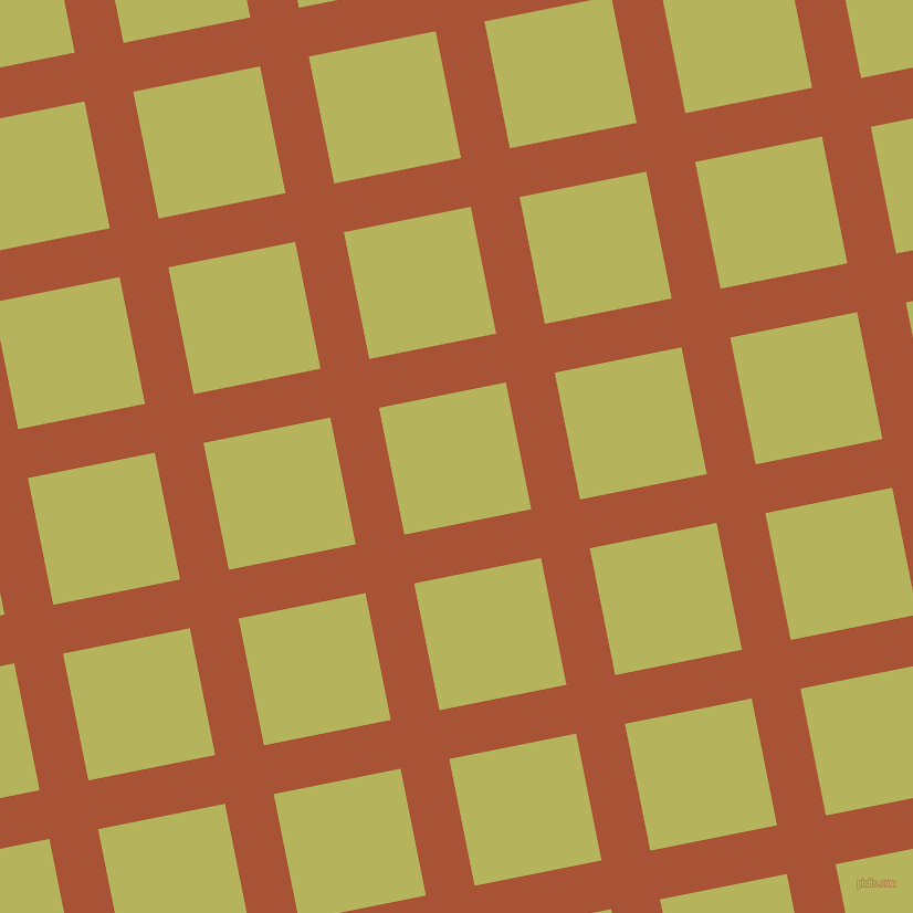 11/101 degree angle diagonal checkered chequered lines, 45 pixel lines width, 117 pixel square sizeOrange Roughy and Olive Green plaid checkered seamless tileable