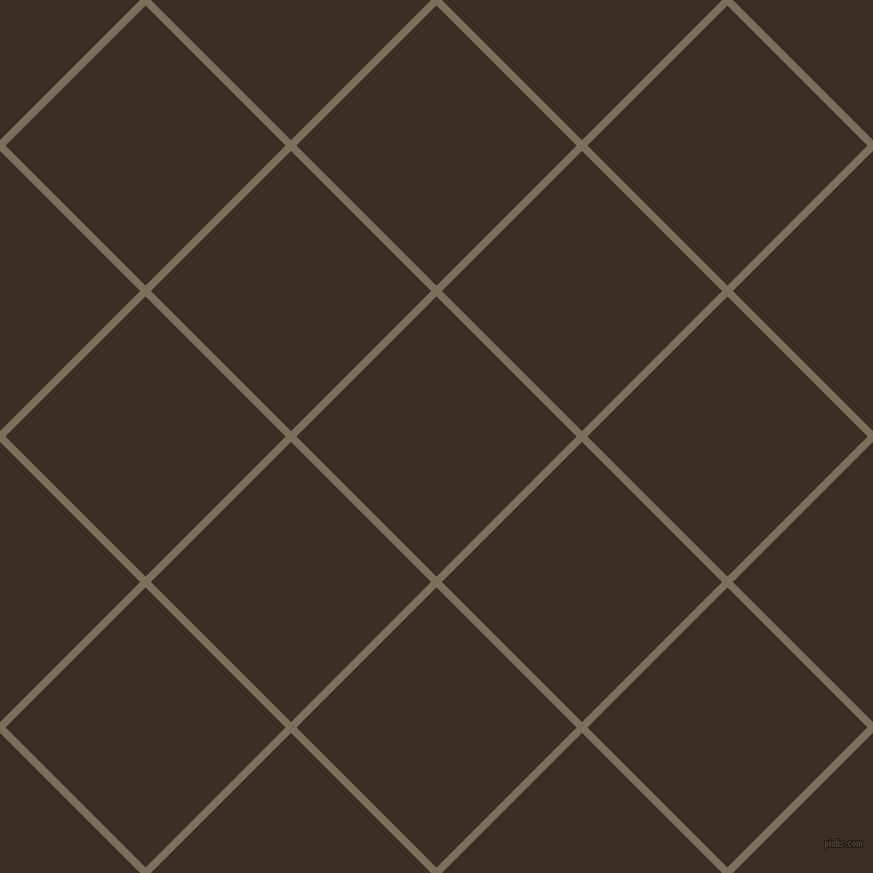 45/135 degree angle diagonal checkered chequered lines, 7 pixel line width, 182 pixel square size, Pablo and Sambuca plaid checkered seamless tileable