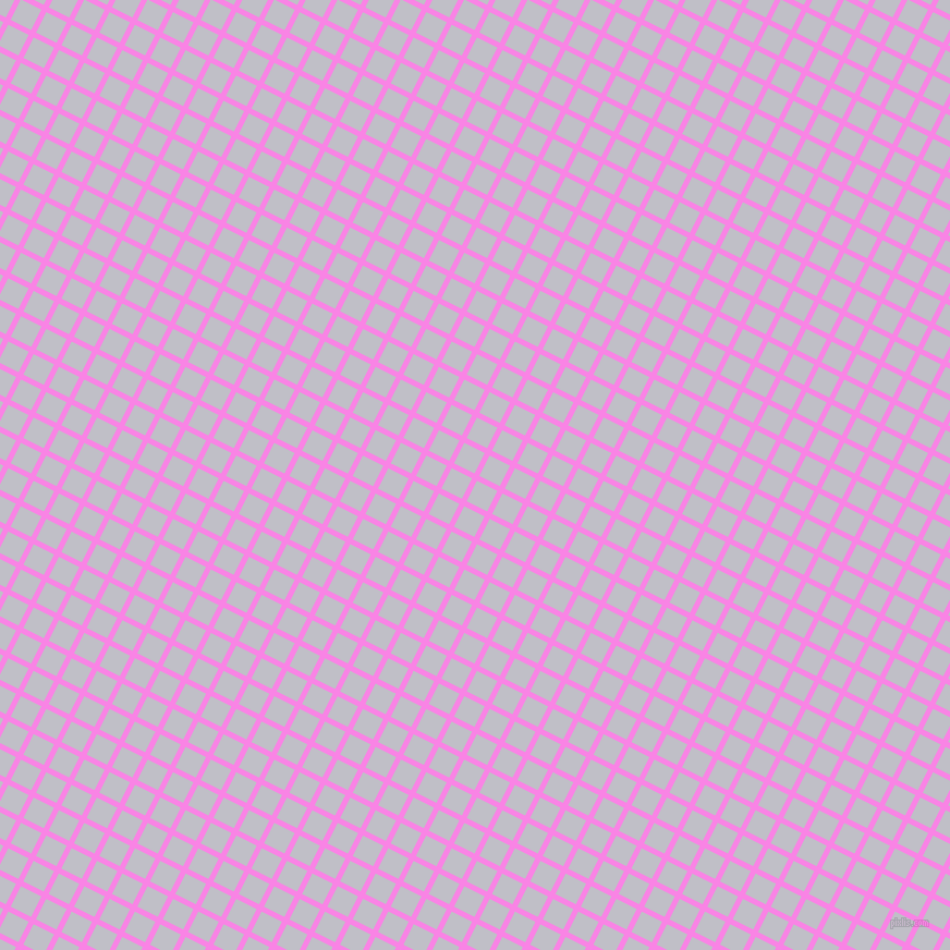 63/153 degree angle diagonal checkered chequered lines, 5 pixel lines width, 21 pixel square size, Pale Magenta and Ghost plaid checkered seamless tileable