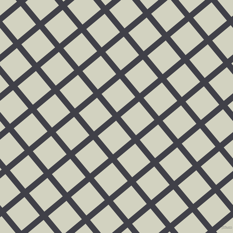 40/130 degree angle diagonal checkered chequered lines, 20 pixel line width, 82 pixel square sizePayne's Grey and Celeste plaid checkered seamless tileable