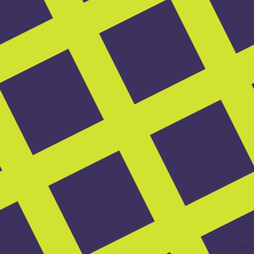 27/117 degree angle diagonal checkered chequered lines, 114 pixel lines width, 264 pixel square size, Pear and Jacarta plaid checkered seamless tileable