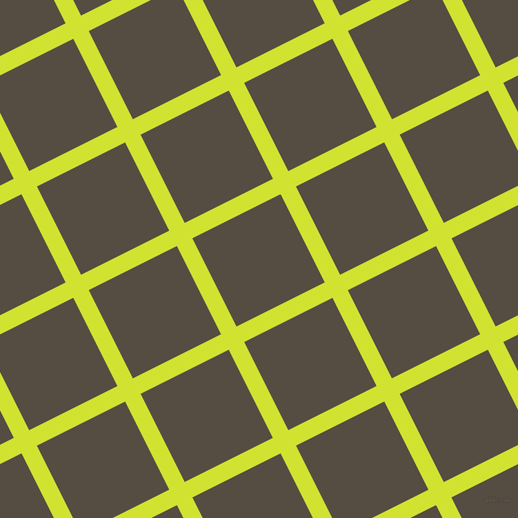 27/117 degree angle diagonal checkered chequered lines, 25 pixel line width, 143 pixel square size, Pear and Mondo plaid checkered seamless tileable