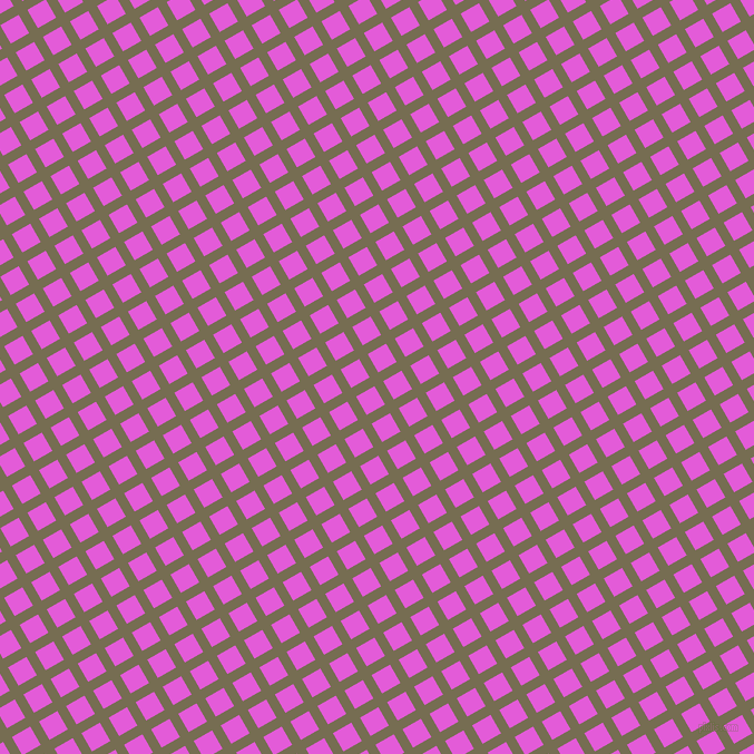 30/120 degree angle diagonal checkered chequered lines, 9 pixel line width, 19 pixel square size, Peat and Free Speech Magenta plaid checkered seamless tileable