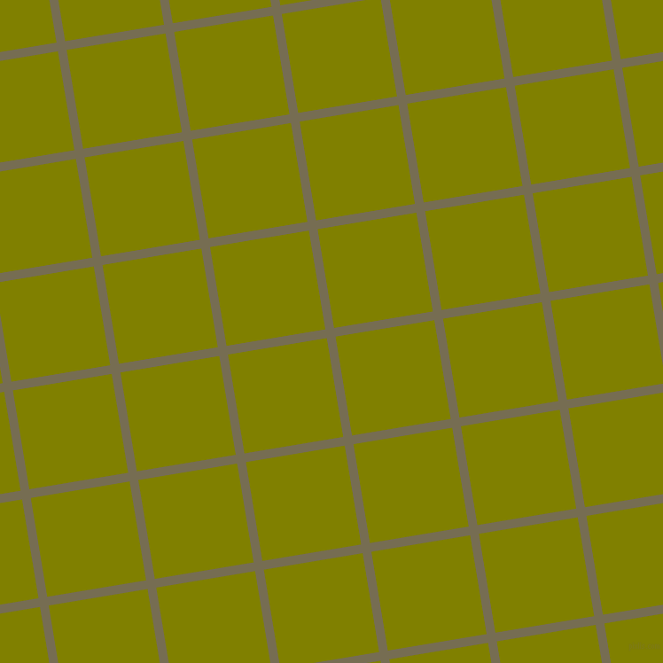 9/99 degree angle diagonal checkered chequered lines, 10 pixel lines width, 113 pixel square size, Peat and Olive plaid checkered seamless tileable