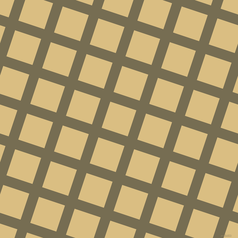 72/162 degree angle diagonal checkered chequered lines, 34 pixel line width, 92 pixel square size, Peat and Straw plaid checkered seamless tileable