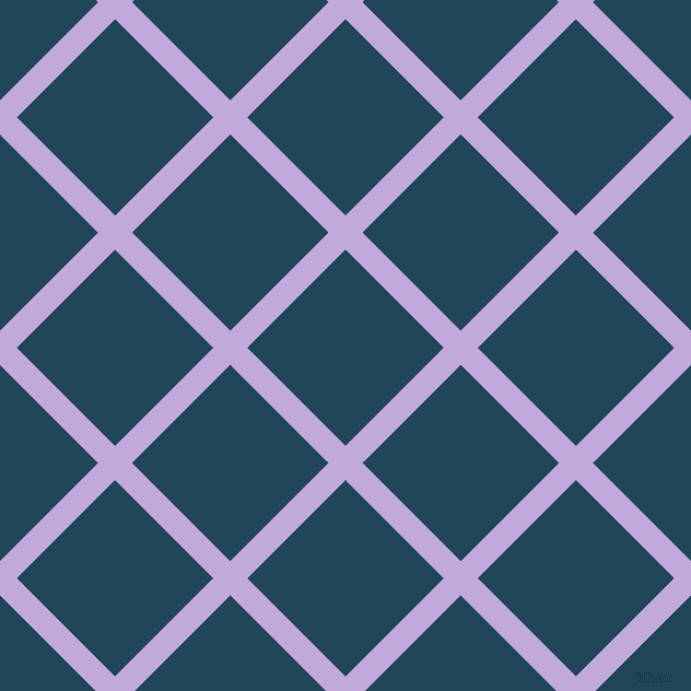45/135 degree angle diagonal checkered chequered lines, 22 pixel line width, 127 pixel square size, Perfume and Astronaut Blue plaid checkered seamless tileable