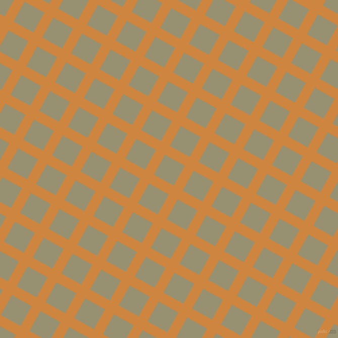61/151 degree angle diagonal checkered chequered lines, 20 pixel line width, 45 pixel square size, Peru and Gurkha plaid checkered seamless tileable
