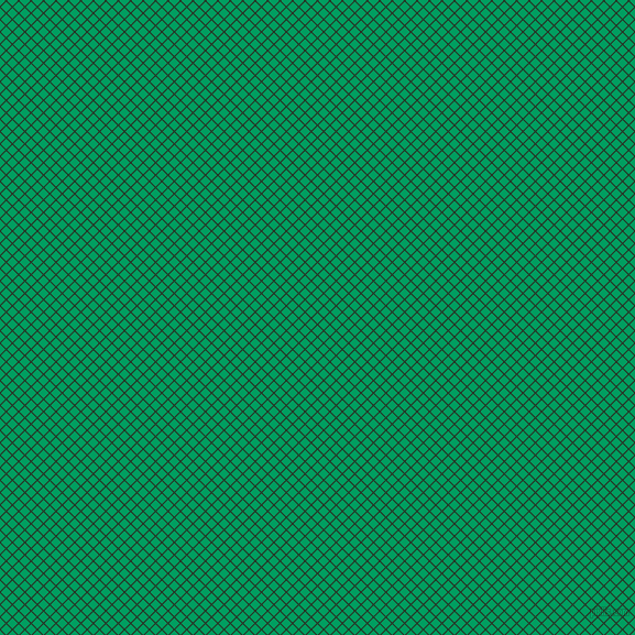 45/135 degree angle diagonal checkered chequered lines, 1 pixel lines width, 7 pixel square size, Pine Tree and Shamrock Green plaid checkered seamless tileable