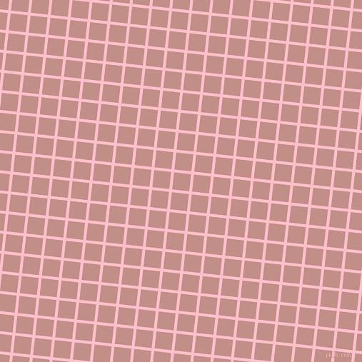 84/174 degree angle diagonal checkered chequered lines, 4 pixel line width, 24 pixel square size, Pink and Oriental Pink plaid checkered seamless tileable