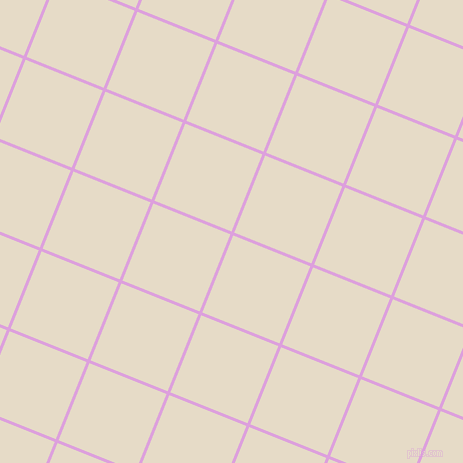 68/158 degree angle diagonal checkered chequered lines, 3 pixel lines width, 83 pixel square size, Plum and Half Spanish White plaid checkered seamless tileable