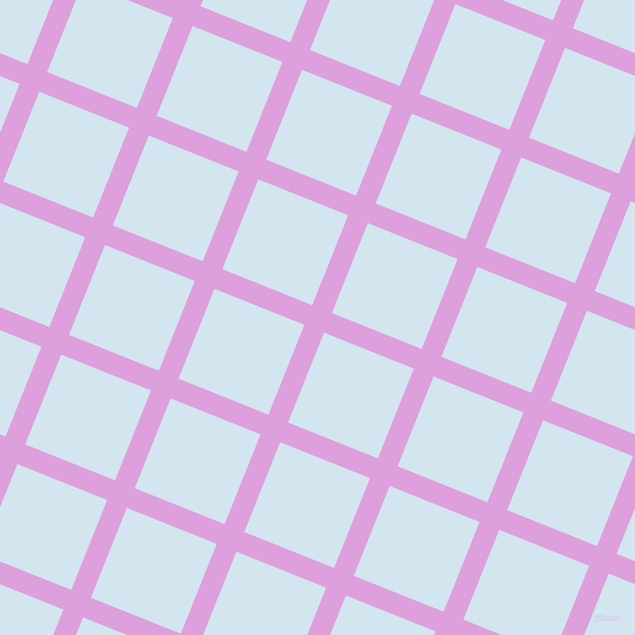 68/158 degree angle diagonal checkered chequered lines, 30 pixel line width, 137 pixel square size, Plum and Pattens Blue plaid checkered seamless tileable