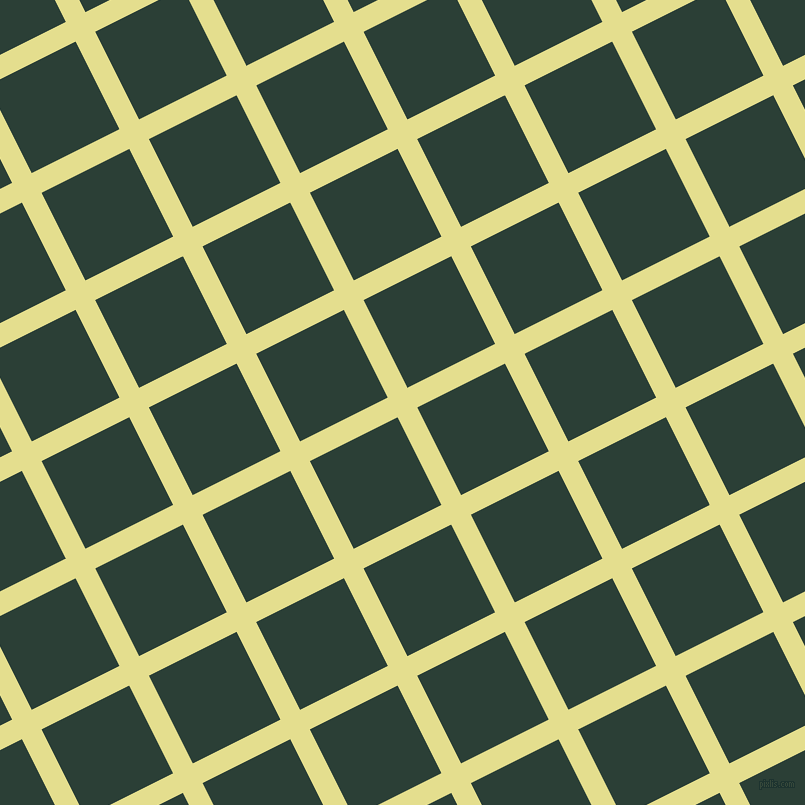 27/117 degree angle diagonal checkered chequered lines, 22 pixel lines width, 98 pixel square size, Primrose and Celtic plaid checkered seamless tileable
