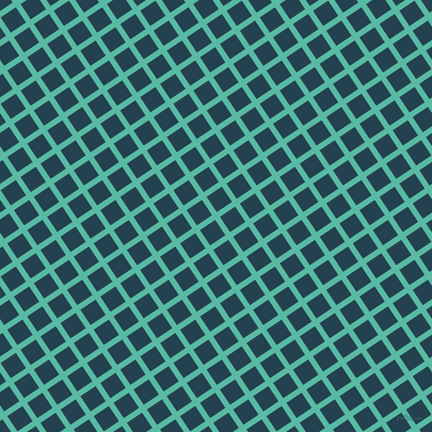 34/124 degree angle diagonal checkered chequered lines, 8 pixel line width, 26 pixel square size, Puerto Rico and Green Vogue plaid checkered seamless tileable
