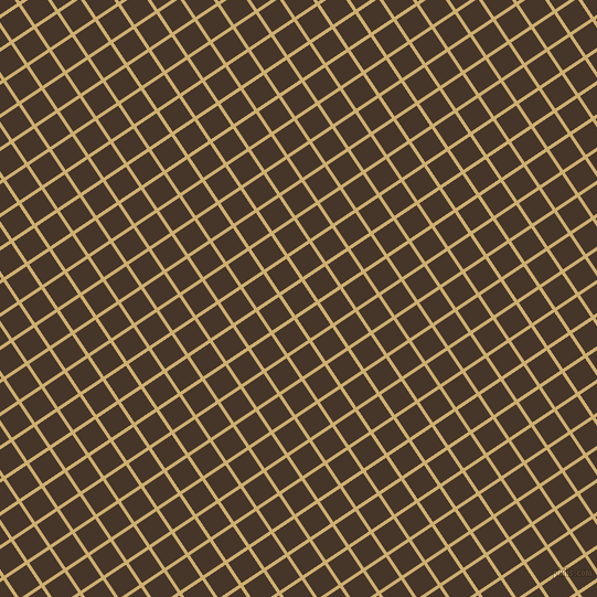 34/124 degree angle diagonal checkered chequered lines, 3 pixel line width, 22 pixel square size, Putty and Woodburn plaid checkered seamless tileable