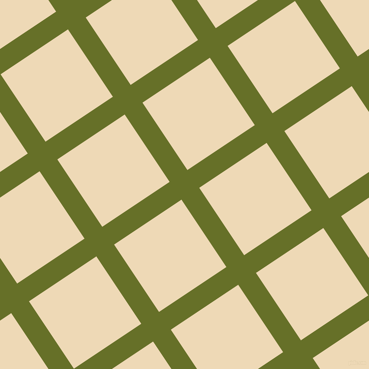 34/124 degree angle diagonal checkered chequered lines, 44 pixel line width, 167 pixel square size, Rain Forest and Champagne plaid checkered seamless tileable