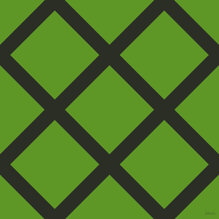 45/135 degree angle diagonal checkered chequered lines, 49 pixel line width, 215 pixel square sizeRangoon Green and Limeade plaid checkered seamless tileable