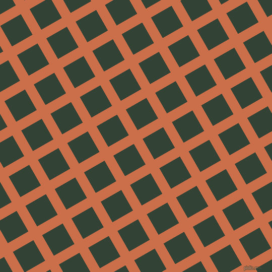 30/120 degree angle diagonal checkered chequered lines, 20 pixel line width, 47 pixel square size, Red Damask and Timber Green plaid checkered seamless tileable