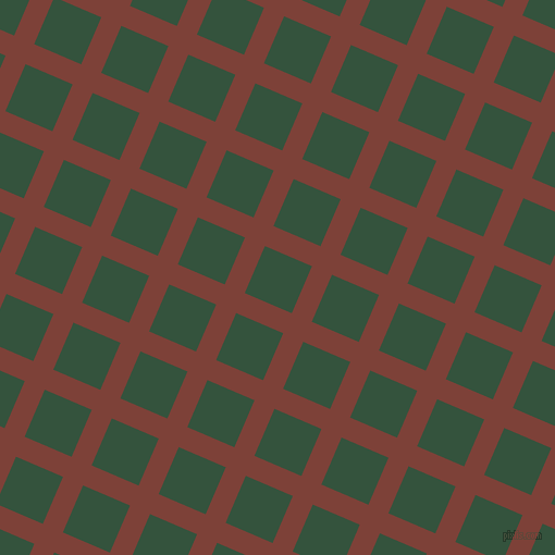 67/157 degree angle diagonal checkered chequered lines, 20 pixel lines width, 47 pixel square size, Red Robin and Goblin plaid checkered seamless tileable
