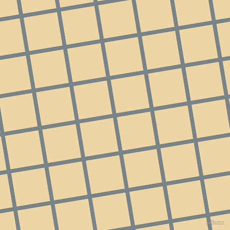 9/99 degree angle diagonal checkered chequered lines, 8 pixel line width, 68 pixel square size, Regent Grey and Astra plaid checkered seamless tileable
