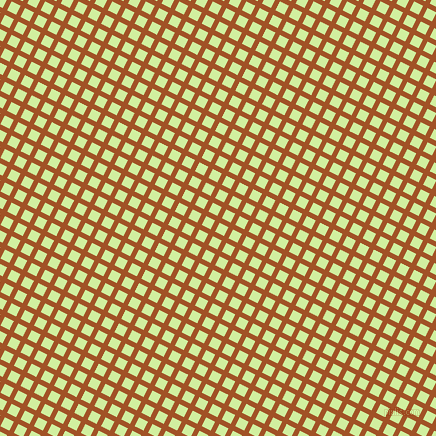 63/153 degree angle diagonal checkered chequered lines, 5 pixel lines width, 10 pixel square size, Rich Gold and Reef plaid checkered seamless tileable