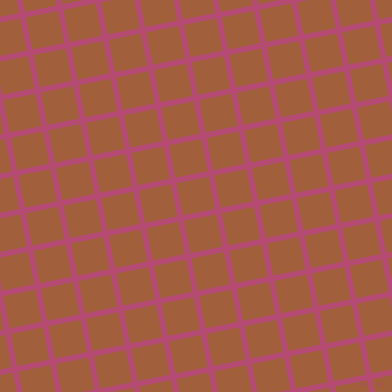 11/101 degree angle diagonal checkered chequered lines, 8 pixel lines width, 46 pixel square size, Royal Heath and Desert plaid checkered seamless tileable