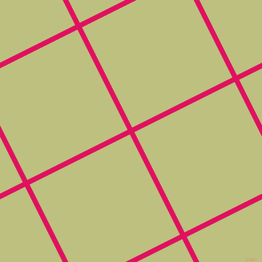 27/117 degree angle diagonal checkered chequered lines, 17 pixel line width, 376 pixel square size, Ruby and Pine Glade plaid checkered seamless tileable