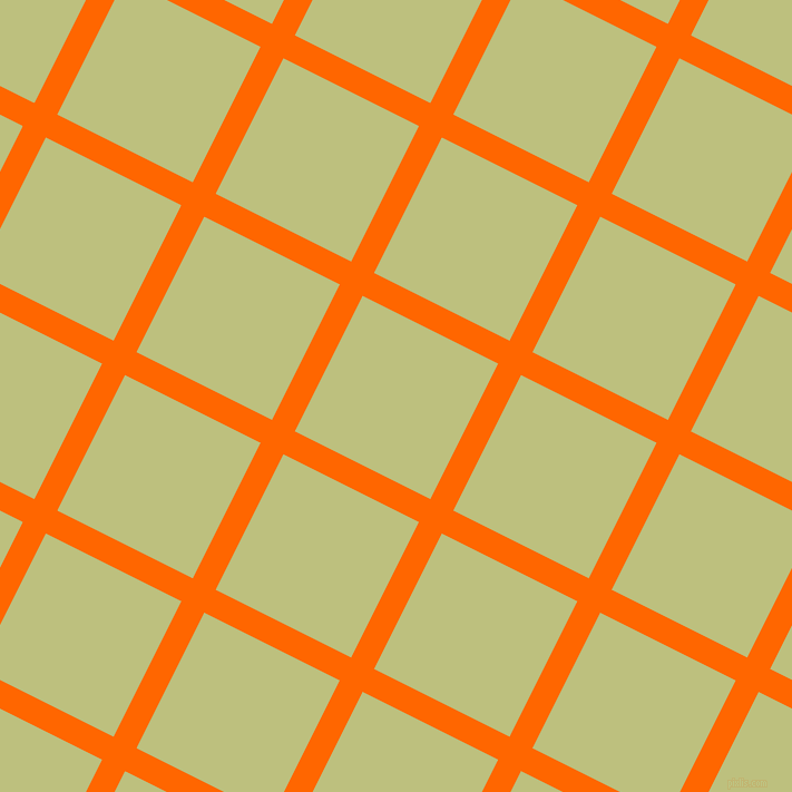 63/153 degree angle diagonal checkered chequered lines, 23 pixel lines width, 136 pixel square size, Safety Orange and Pine Glade plaid checkered seamless tileable