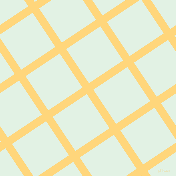 34/124 degree angle diagonal checkered chequered lines, 25 pixel lines width, 131 pixel square size, Salomie and Frosted Mint plaid checkered seamless tileable