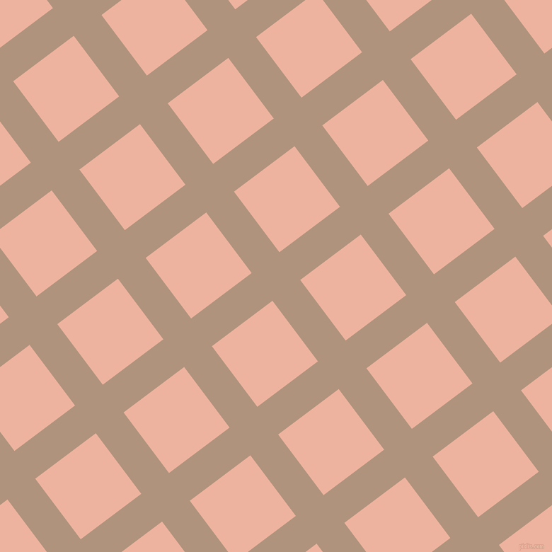 37/127 degree angle diagonal checkered chequered lines, 49 pixel line width, 107 pixel square sizeSandrift and Wax Flower plaid checkered seamless tileable