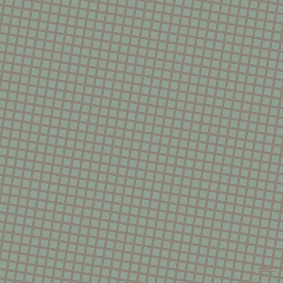81/171 degree angle diagonal checkered chequered lines, 5 pixel line width, 14 pixel square size, Schooner and Pewter plaid checkered seamless tileable