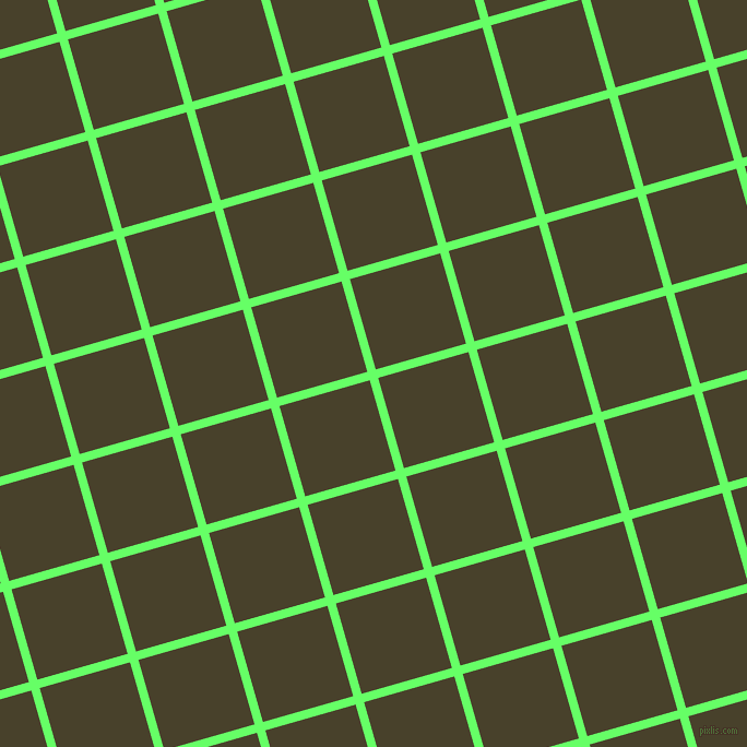 16/106 degree angle diagonal checkered chequered lines, 8 pixel lines width, 86 pixel square size, Screamin