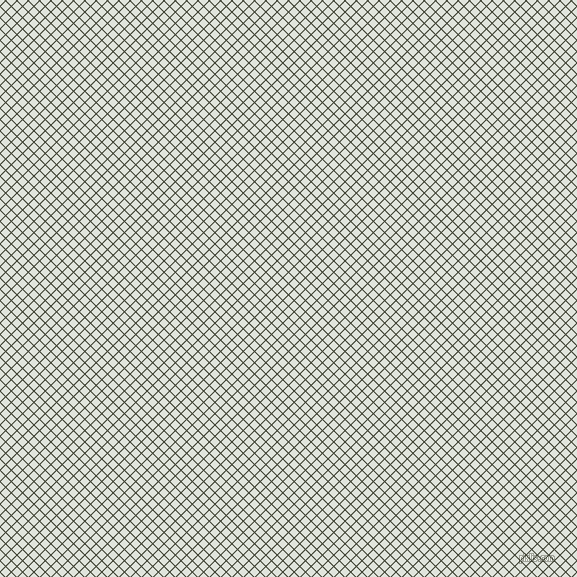 45/135 degree angle diagonal checkered chequered lines, 1 pixel lines width, 7 pixel square size, Scrub and Catskill White plaid checkered seamless tileable