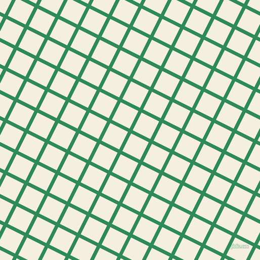 63/153 degree angle diagonal checkered chequered lines, 7 pixel line width, 39 pixel square size, Sea Green and Bianca plaid checkered seamless tileable