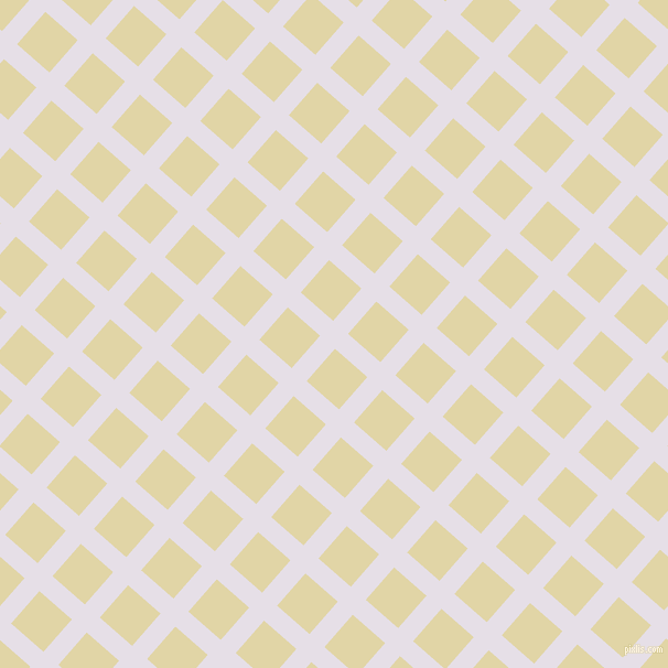 49/139 degree angle diagonal checkered chequered lines, 18 pixel line width, 39 pixel square size, Selago and Sapling plaid checkered seamless tileable