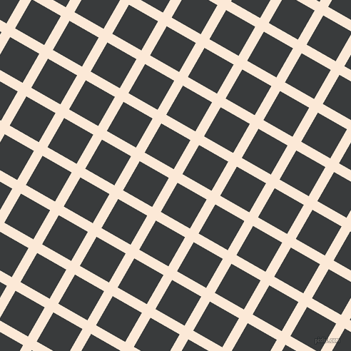 60/150 degree angle diagonal checkered chequered lines, 14 pixel line width, 47 pixel square size, Serenade and Montana plaid checkered seamless tileable