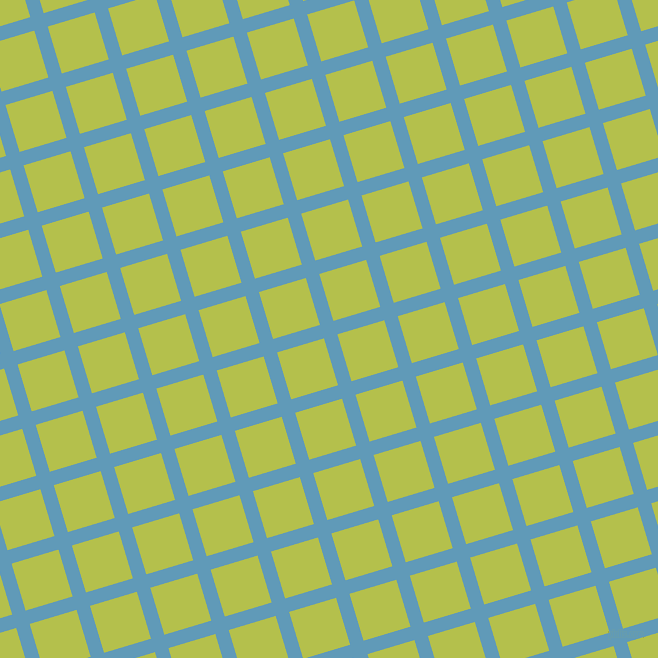 17/107 degree angle diagonal checkered chequered lines, 14 pixel line width, 49 pixel square size, Shakespeare and Celery plaid checkered seamless tileable