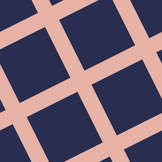 27/117 degree angle diagonal checkered chequered lines, 54 pixel lines width, 195 pixel square size, Shilo and Lucky Point plaid checkered seamless tileable