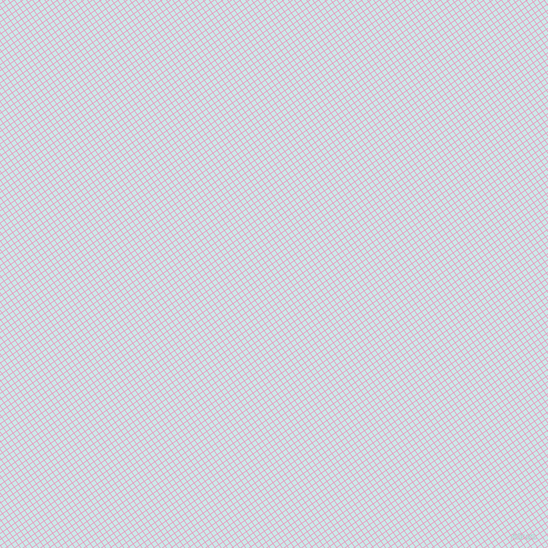 35/125 degree angle diagonal checkered chequered lines, 1 pixel line width, 6 pixel square size, Shocking and Mabel plaid checkered seamless tileable
