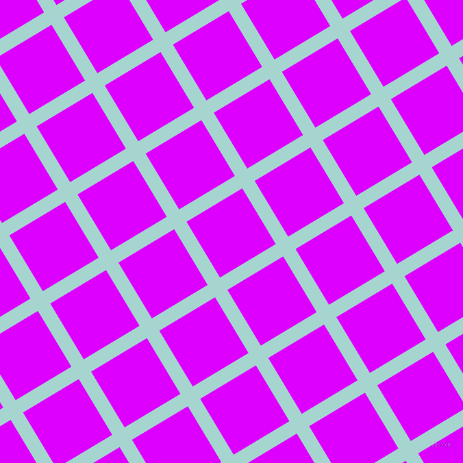 31/121 degree angle diagonal checkered chequered lines, 21 pixel line width, 95 pixel square size, Sinbad and Psychedelic Purple plaid checkered seamless tileable