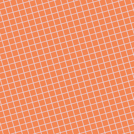 16/106 degree angle diagonal checkered chequered lines, 2 pixel line width, 18 pixel square size, Snuff and Crusta plaid checkered seamless tileable