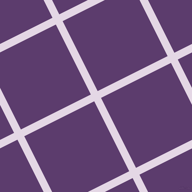 27/117 degree angle diagonal checkered chequered lines, 25 pixel line width, 257 pixel square sizeSnuff and Honey Flower plaid checkered seamless tileable