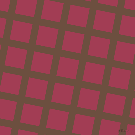 79/169 degree angle diagonal checkered chequered lines, 24 pixel lines width, 67 pixel square size, Spice and Night Shadz plaid checkered seamless tileable