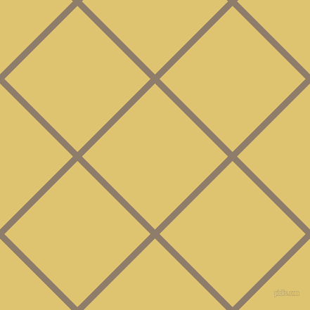 45/135 degree angle diagonal checkered chequered lines, 9 pixel lines width, 147 pixel square size, Squirrel and Chenin plaid checkered seamless tileable