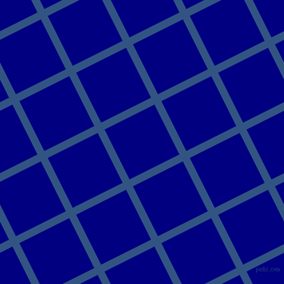 27/117 degree angle diagonal checkered chequered lines, 11 pixel lines width, 80 pixel square size, St Tropaz and Navy plaid checkered seamless tileable