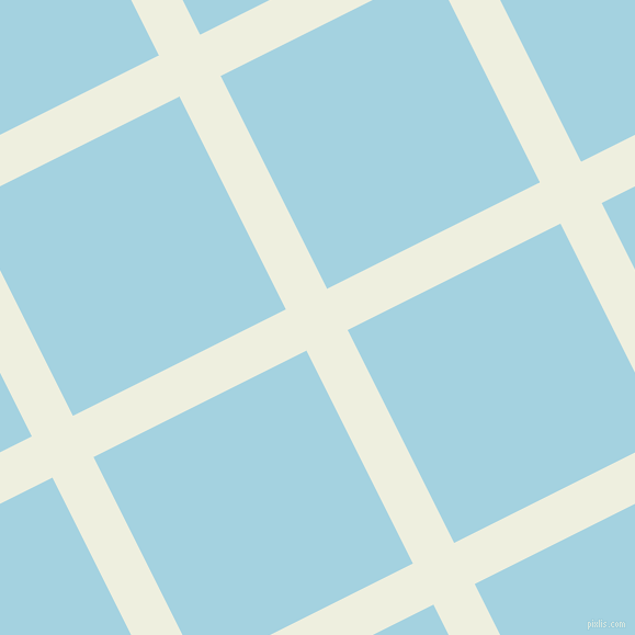 27/117 degree angle diagonal checkered chequered lines, 42 pixel lines width, 217 pixel square size, Sugar Cane and French Pass plaid checkered seamless tileable