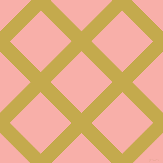 45/135 degree angle diagonal checkered chequered lines, 48 pixel line width, 149 pixel square size, Sundance and Sundown plaid checkered seamless tileable