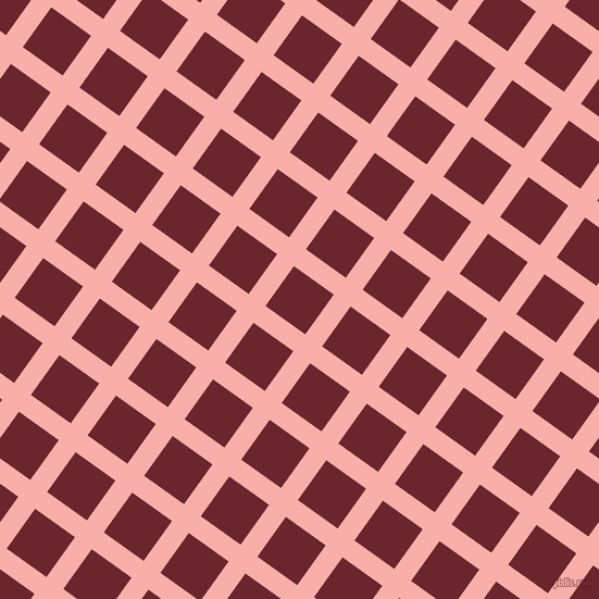 54/144 degree angle diagonal checkered chequered lines, 19 pixel lines width, 45 pixel square size, Sundown and Monarch plaid checkered seamless tileable