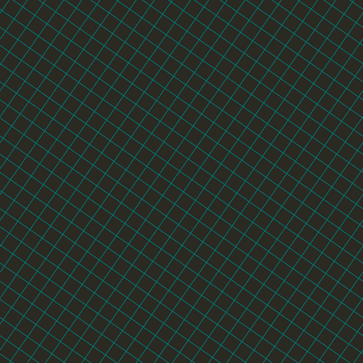 55/145 degree angle diagonal checkered chequered lines, 1 pixel lines width, 20 pixel square size, Surfie Green and Maire plaid checkered seamless tileable
